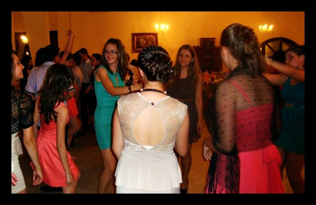 banchet dansand