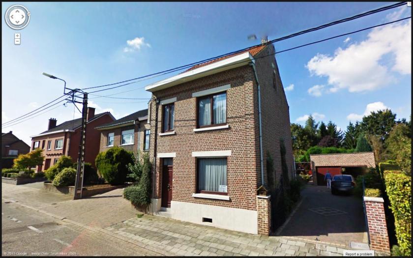 Kauterstraat  Vondelstraat, Tienen, Flemish Region