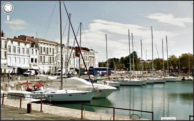 Quai Amiral Meyer, La Rochelle, Poitou-Charentes, France