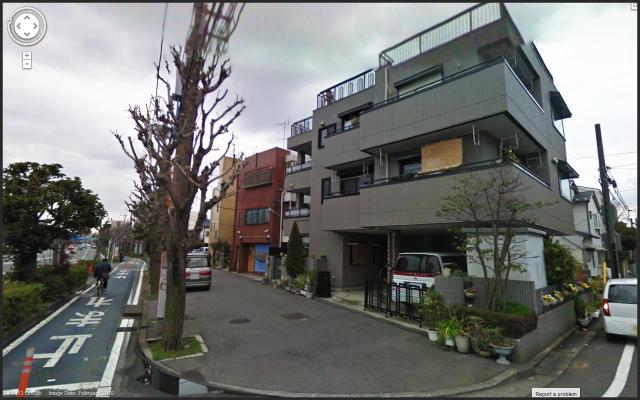 wataridahigashicho, kawasaki, japan