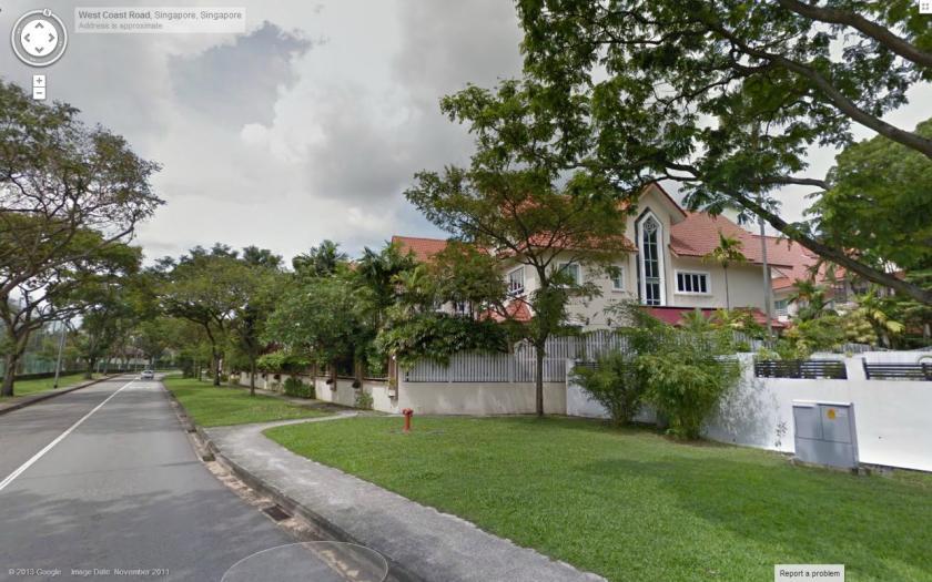 West Coast Road, Singapore, Singapore