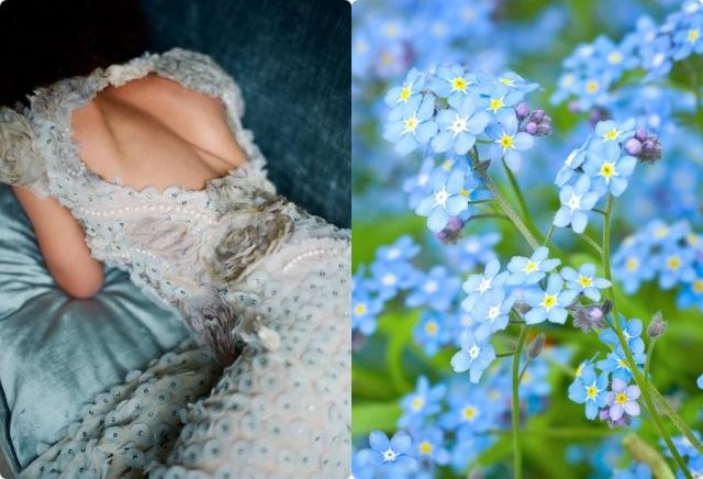 rochie albastra-tile